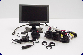 Dash-View V Backup Camera System
