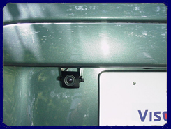Small Sony Rear View Camera