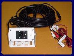Infra Red Rearview Camera